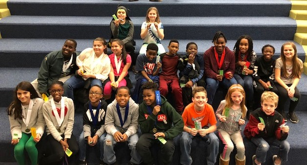 Dutch Fork Elementary students use science fair to address environmental problems