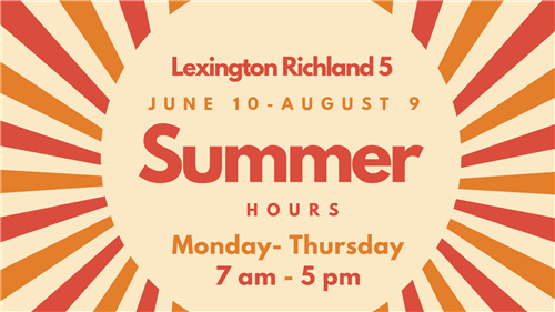 DFES Summer Hours