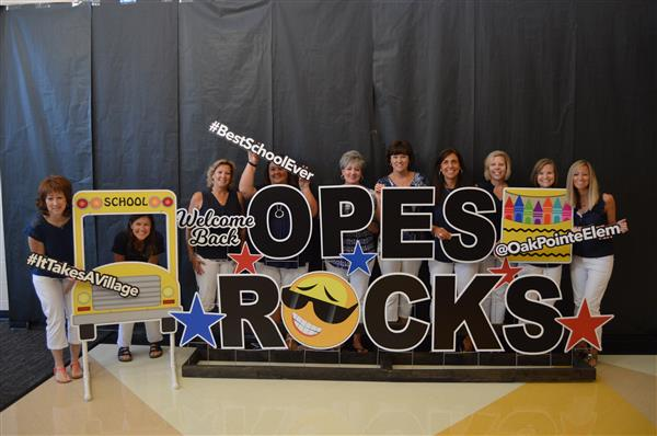 OPES Kindergarten Teachers and Assistants