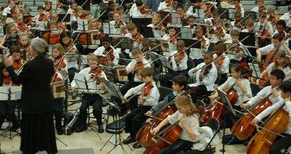 District Orchestra Concert