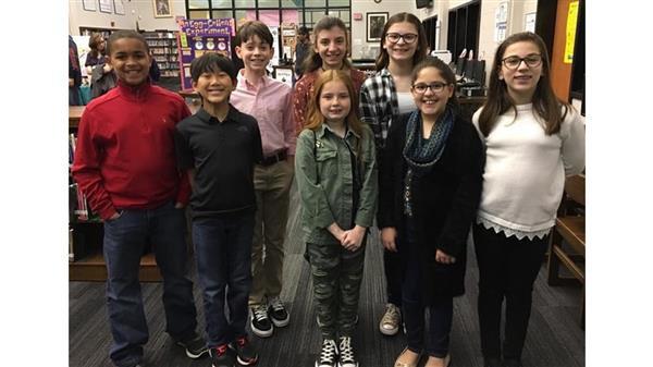 Students attend D5 Science Fair