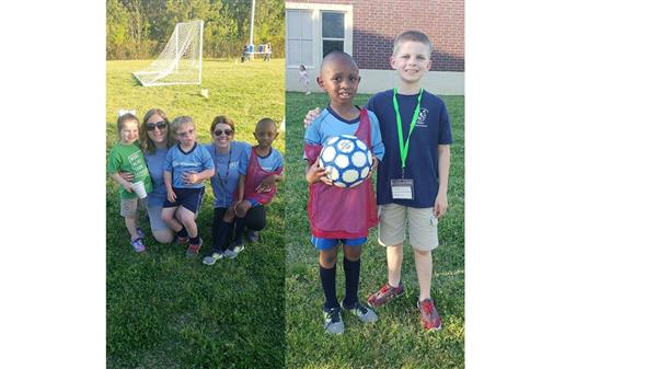 Screaming Eagles Special Needs Athletics at OPES