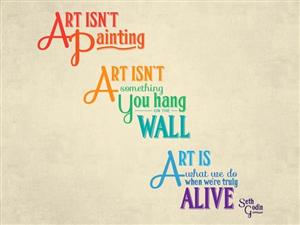 Art Is Alive
