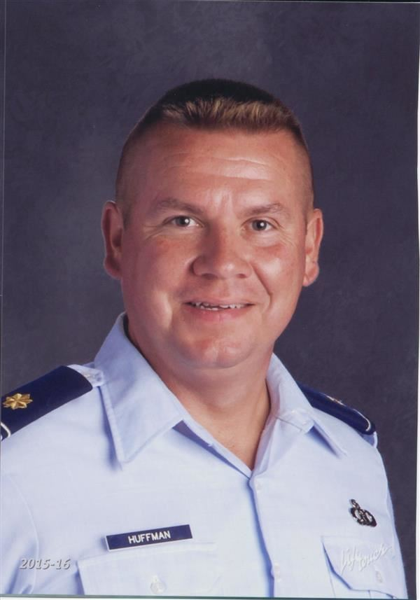 Major Jason Huffman