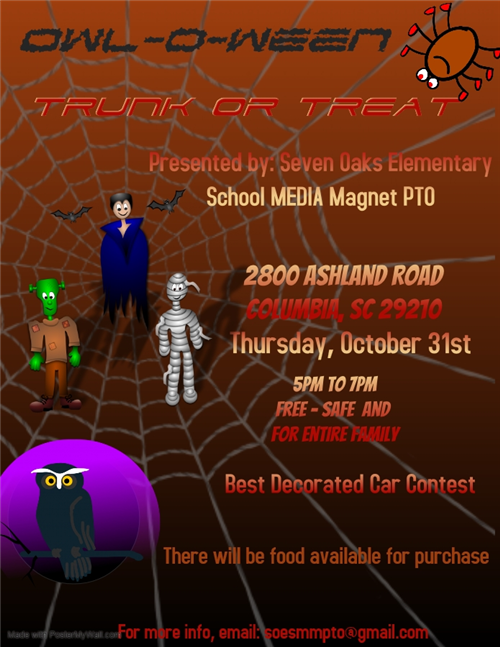 PTO Trunk or Treat