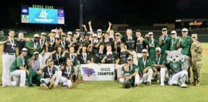 Dutch Fork Baseball Wins State Championship