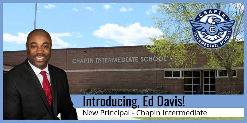 School District Five announces new principal for Chapin Intermediate