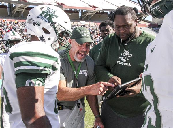 School District Five coach named National Football Coach of the Year