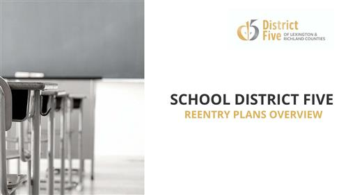 School District Five Board receives highlights on school start options, as district prepares to release plan