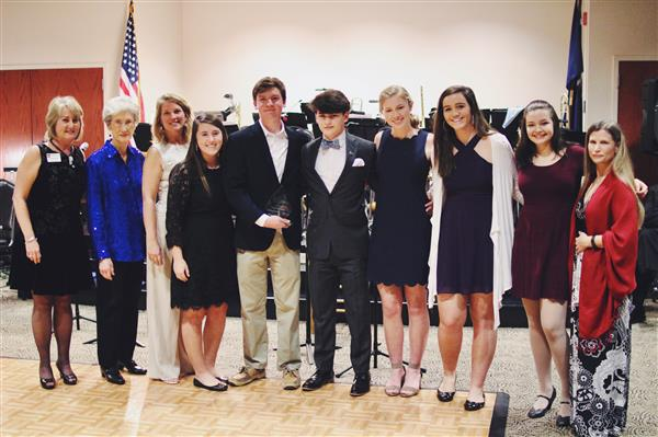 School District Five students, board member honored for service to the community