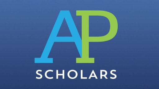 588 School District Five students earn an AP Scholar designation