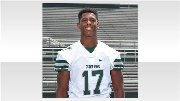 Dutch Fork linebacker nominated for Mr. Richland County High School Football Player of the Year