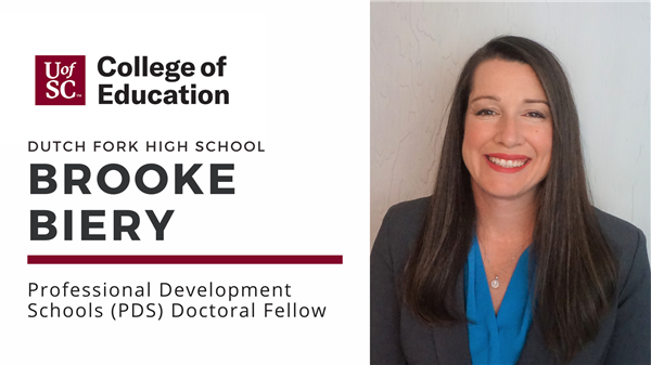 School District Five teacher named a Professional Development Schools Doctoral Fellow
