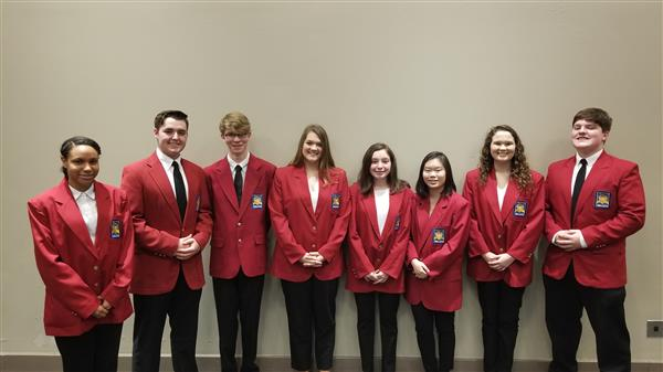 School District Five students shine in SkillsUSA state competition