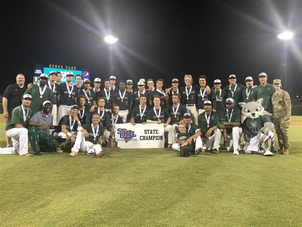 Dutch Fork High School wins first state baseball championship