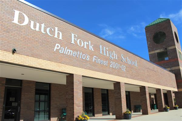 Dutch Fork High School named Palmetto's Finest Award winner