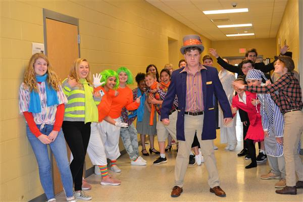 School District Five presents Roald Dahls Willy Wonka from May 2-4