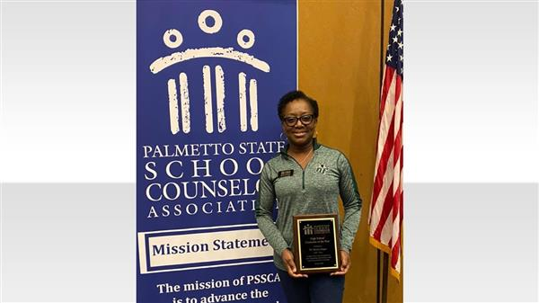 School District Five director selected as School Counselor of the Year