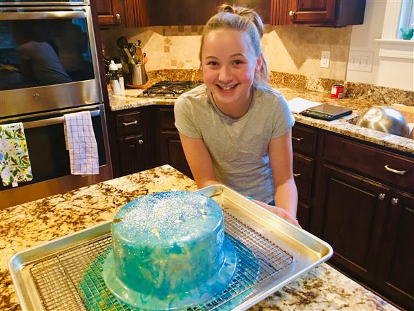 School District Five student appears on Food Network baking competition