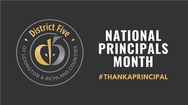 School District Five pays tribute to principals, observes National Principals Month