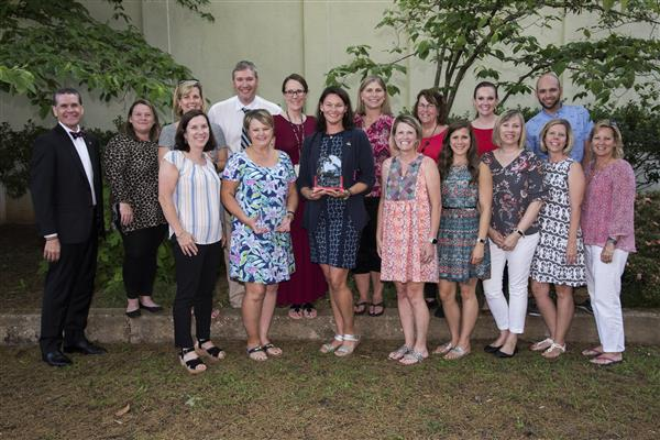 School District Five honored for work with Professional Development Schools Network
