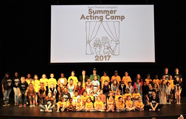 """Long-lost tradition"" summer acting camp returns to Irmo High School"