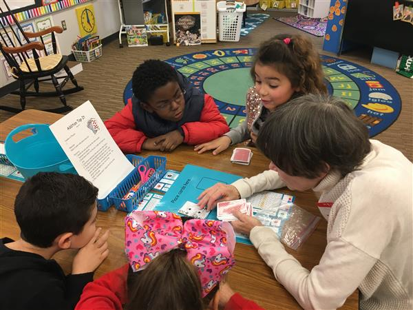 �Ladies Love Math� at Leaphart Elementary highlights importance of math, women in STEAM