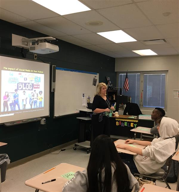 School District Five middle school offers inaugural Student Professional Development Day
