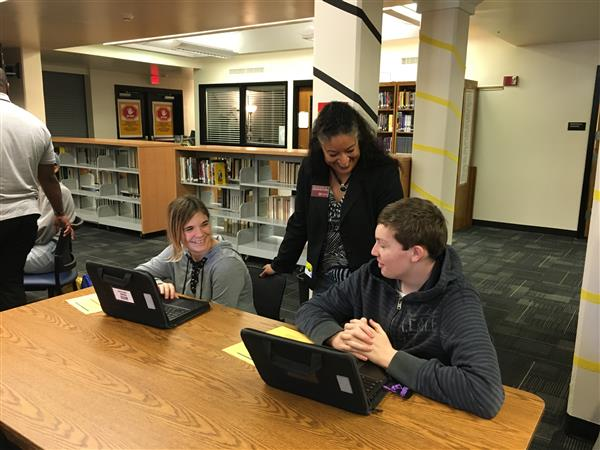 School District Five hosts College Application Day event