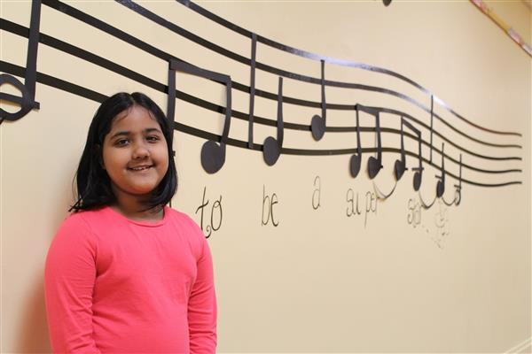 District Five student hopes to advance to next round of national show 'America's Got Talent'