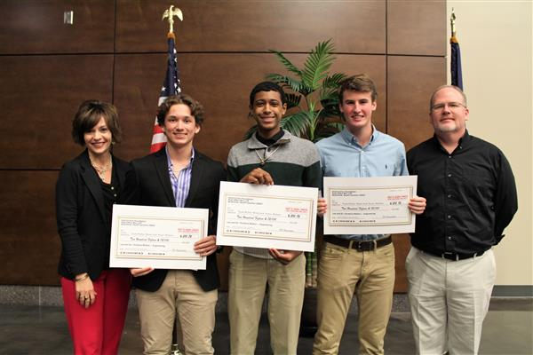 District Five Foundation provides grant money for student projects