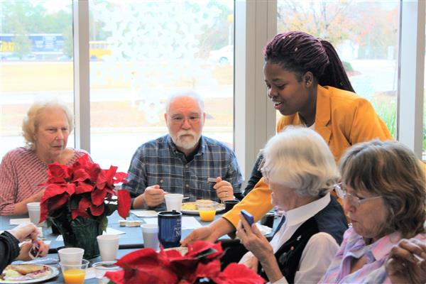 Irmo High School to hold 6th annual Goodwill Brunch for Senior Community