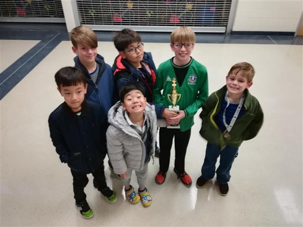 School District Five chess club wins two tournaments