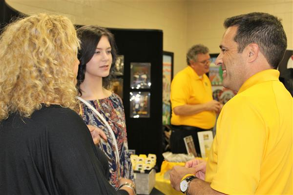 Hundreds attend District Five Magnet Fair featuring five new magnet programs