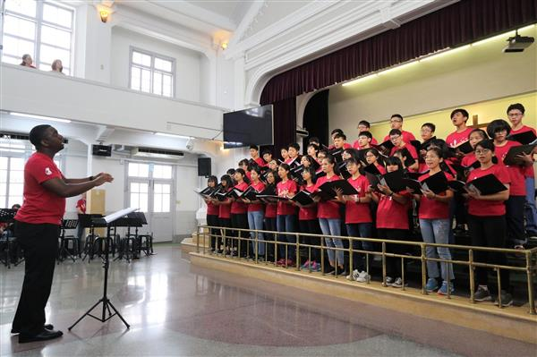 School District Five choral director traveled to Asia to teach, perform during summer break