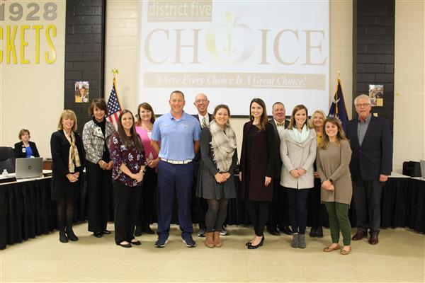 Nine More School District Five teachers earn National Board Certification