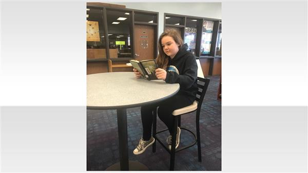Irmo Middle School student recognized as top sixth grade reader in South Carolina