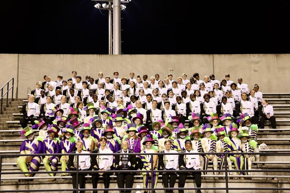 School District Five marching bands place in State Championship competitions