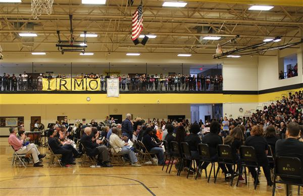 School District Five schools observe Veterans Day