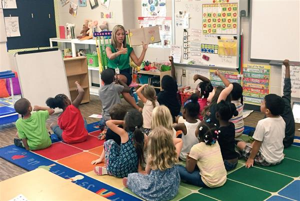 School District Five awarded grant focused on improving 4-year-old kindergarten quality