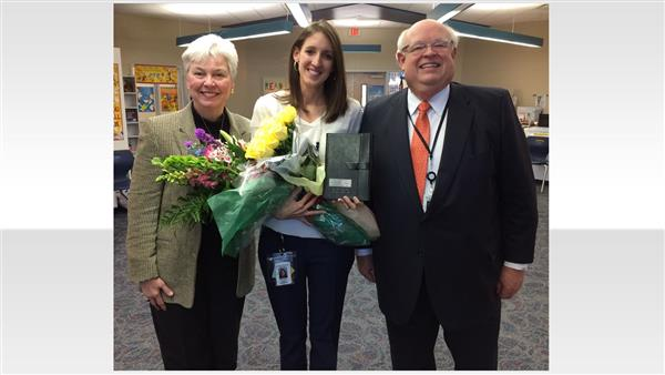 Lake Murray Elementary's Kelly Reese named Elementary Assistant Principal of the Year