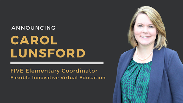 School District Five selects elementary coordinator for district's new virtual program