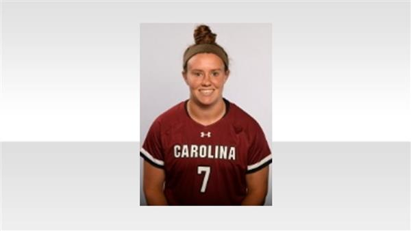 District Five, Irmo High alum Savannah McCaskill and USC women's soccer advance to final four