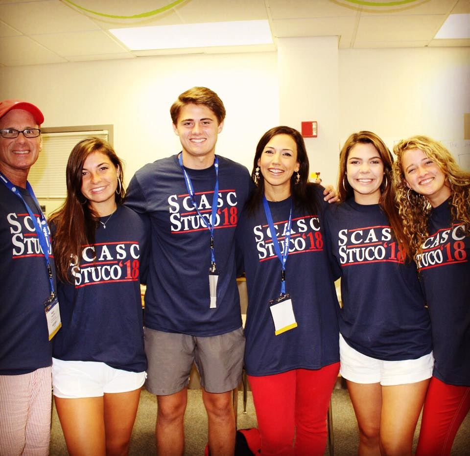 School District Five student leaders attend National Student Council Conference