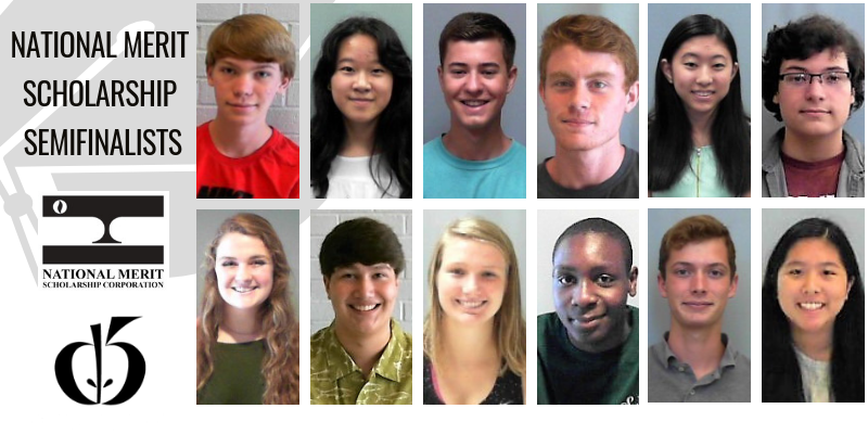 12 students from School District Five named National Merit Scholarship semifinalists
