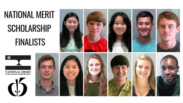 11 students from School District Five named National Merit Scholarship finalists