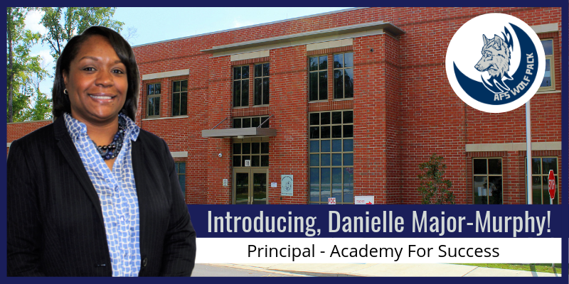 School District Five names new principal of the Academy For Success