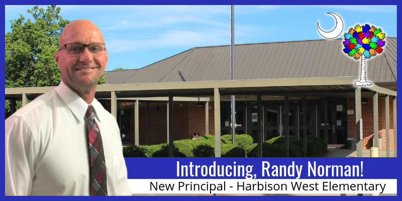 School District Five announces new principal for Harbison West Elementary