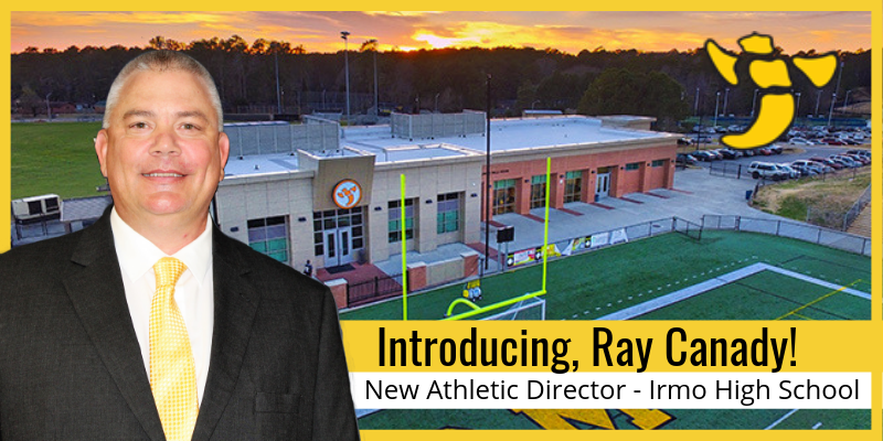 Irmo alumnus, veteran educator named new athletic director for Irmo High School