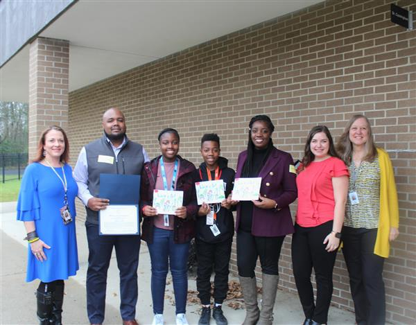 Irmo Middle School student wins statewide book writing contest